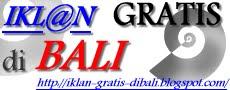 Iklan Gratis di pulau atau provinsi BALI