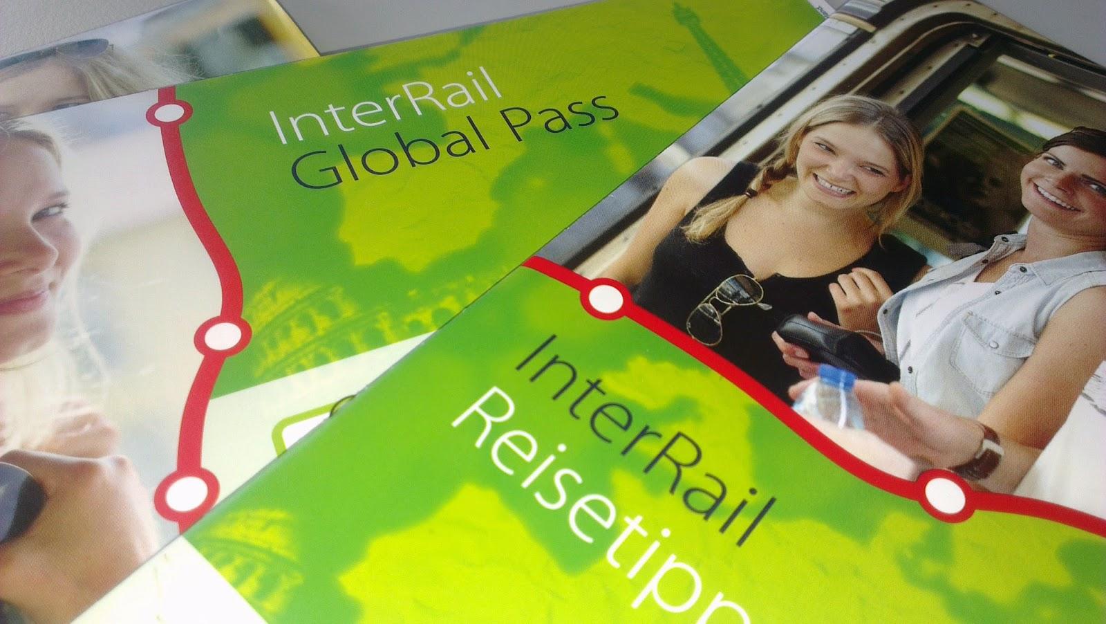 Interrail Pass und Reiseinfos