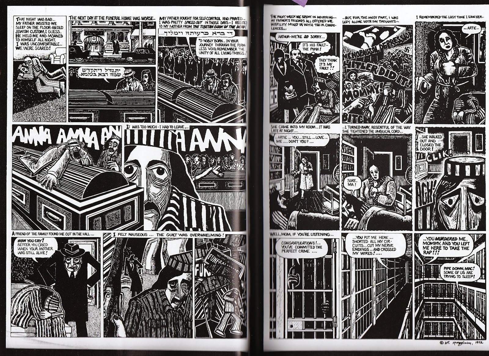 maus spiegelman anthropomorphism Anthropomorphic maus one of the interesting bits of background about spiegelman's text is that the mice were not originally drawn quite so cartoonishly.
