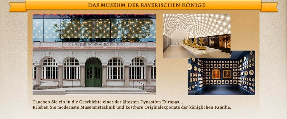 MUSEUM OF THE BAVARIAN KINGS ticket bavarian castle tour