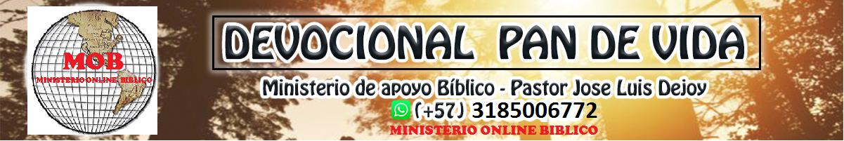 A. DEVOCIONAL PAN DE VIDA