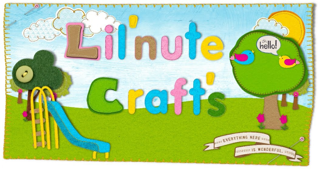 Lil' Nute's Craft Blog