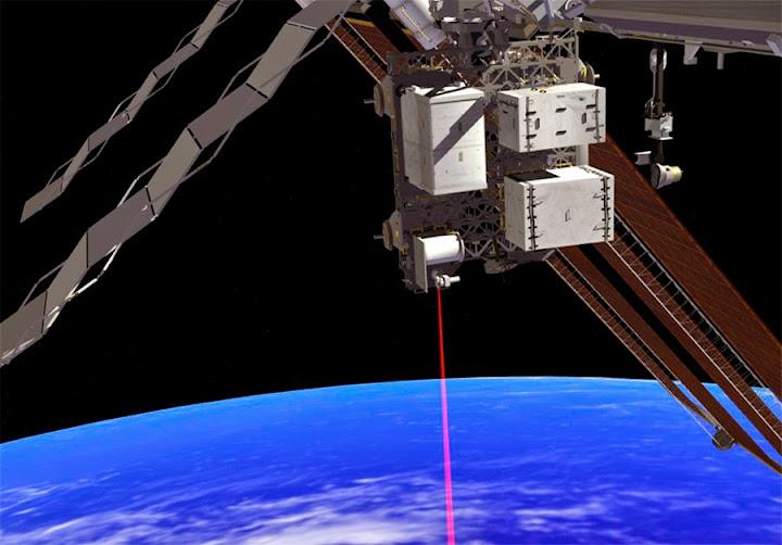 НАСА передало с МКС на землю видео с помощью лазера