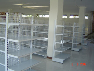 Desain Layout Minimarket