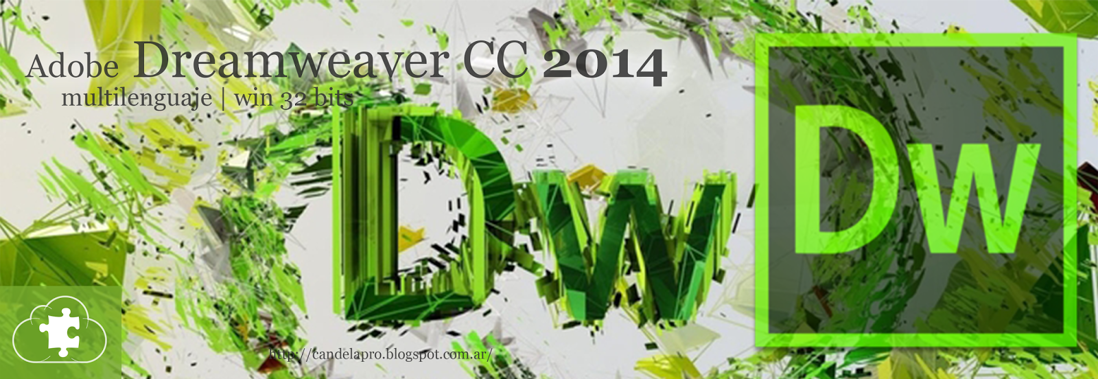Adobe Dreamweaver CC 2014 - multilenguaje