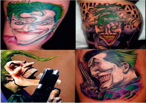 Tatuagens de coringa são ligadas ao tráfico de drogas e morte de policiais (Foto: Carlos Ornelas/GOVBA)