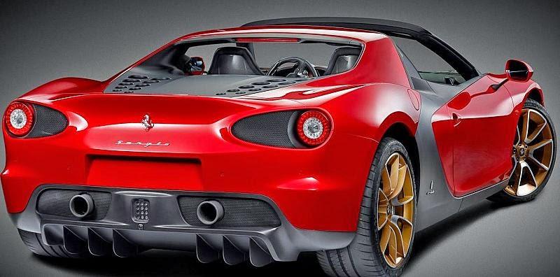 Sıradışı bir Ferrari