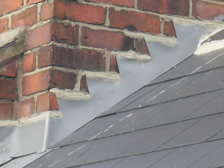 repairs and building ways   my maintenance level 2 work    lead flashing