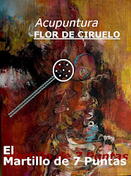 """ACUPUNTURA """"FLOR DE CIRUELO"""""""