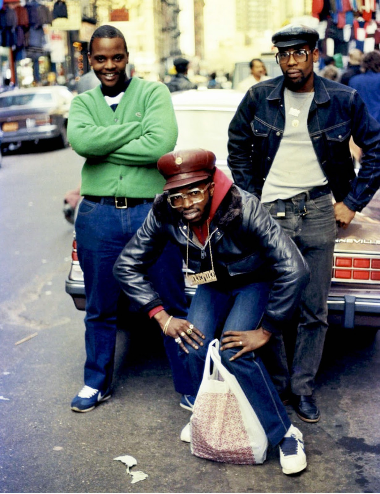 vintage everyday new york�s hiphop scene from the 1980s