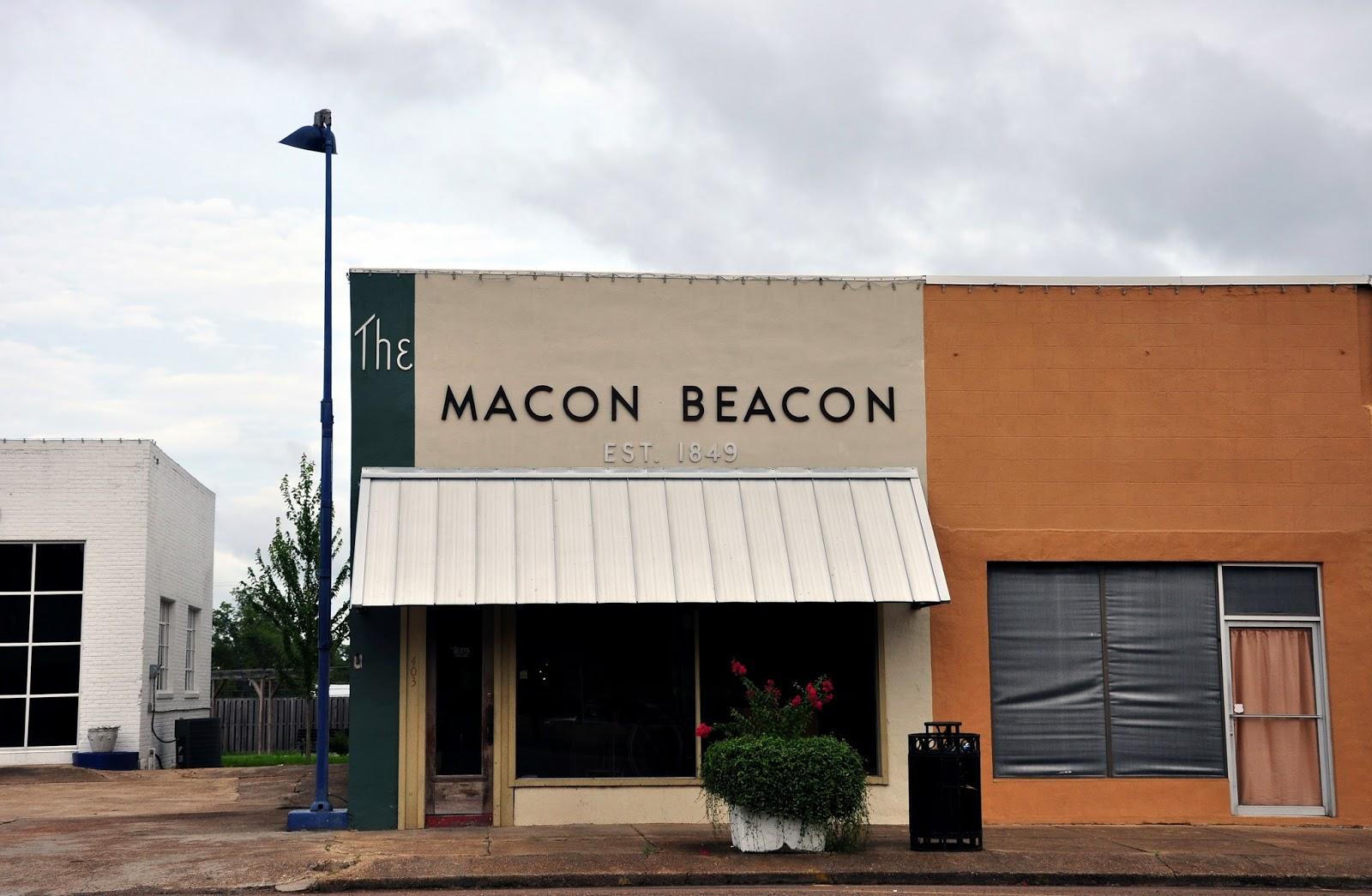 The Macon Beacon @ Hickory Ridge Studio