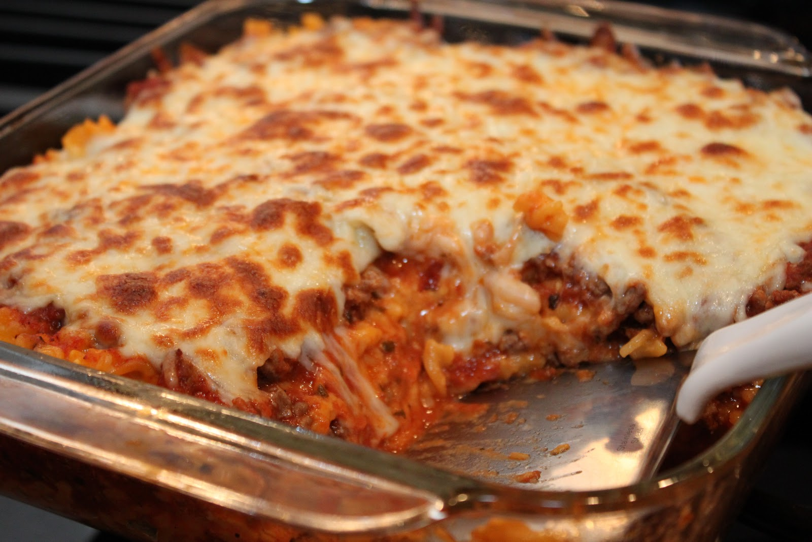 Bowl of Creativity: Macaroni and Cheese Lasagna