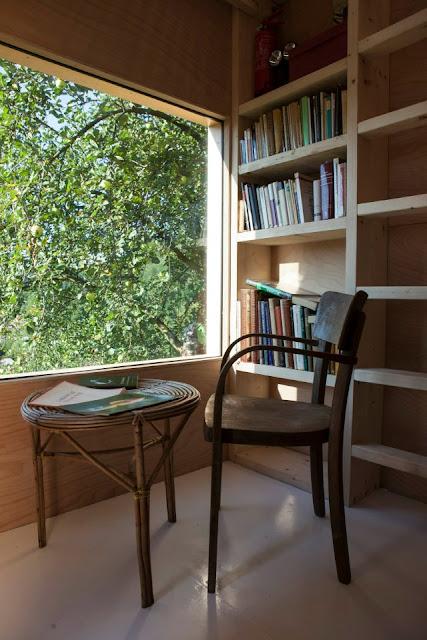 Knihovna v zahradě - nejen pro zahradníky a knihomoly v jednom