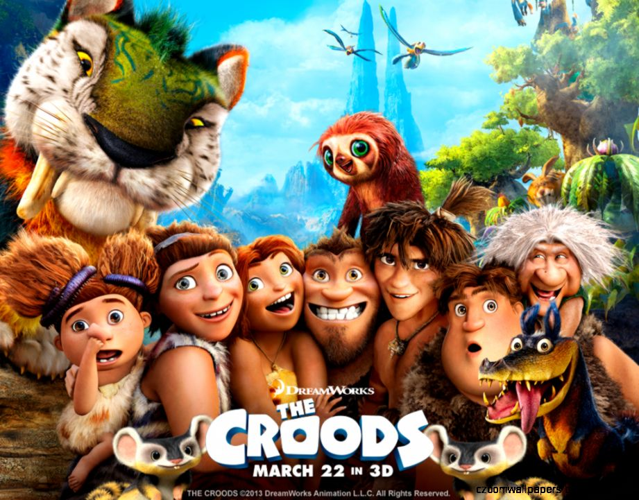 The Croods HQ Movie Wallpapers  The Croods HD Movie Wallpapers