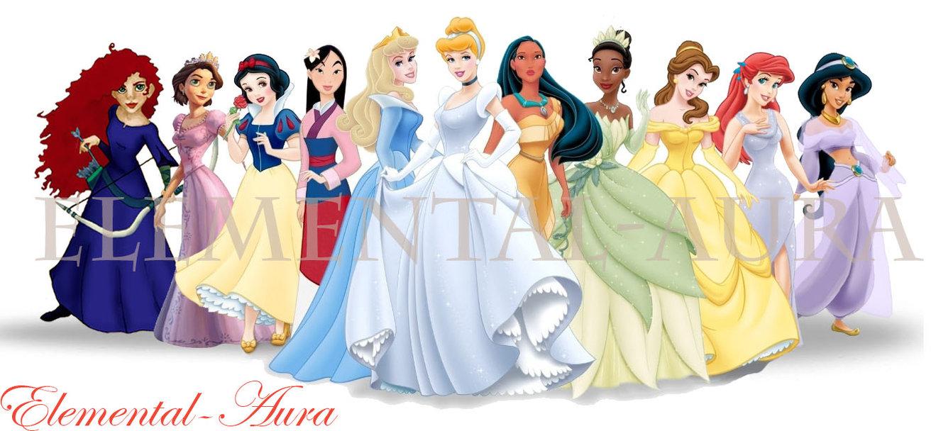 ... de la franquicia princesas disney con el número 11 , la princesa