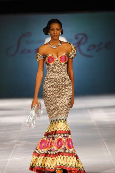 Mode ivoirienne pagne taille basse for Couture de kita pagne