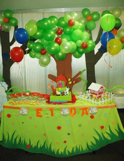 Decoracion Infantil De Granja ~ Fiestas infantiles de la granja  Imagui