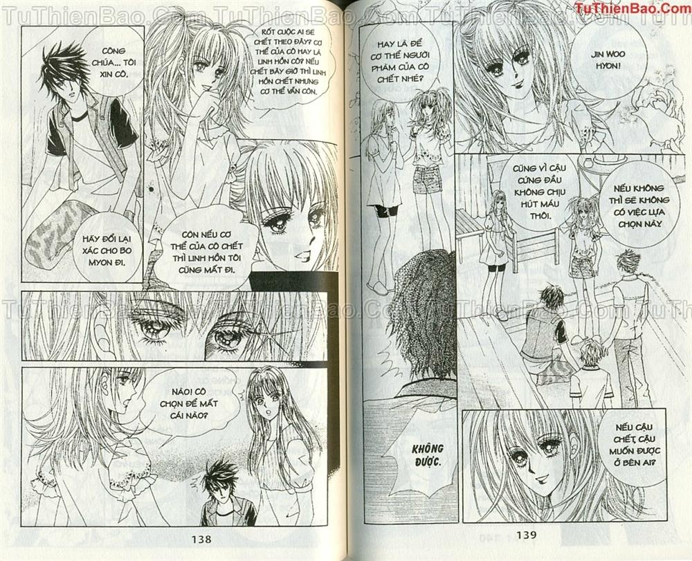 Ma cà rồng hộ mệnh Chapter 10 - Trang 66