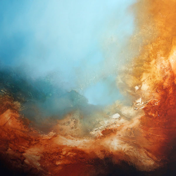 abstract paintings by paul bennett