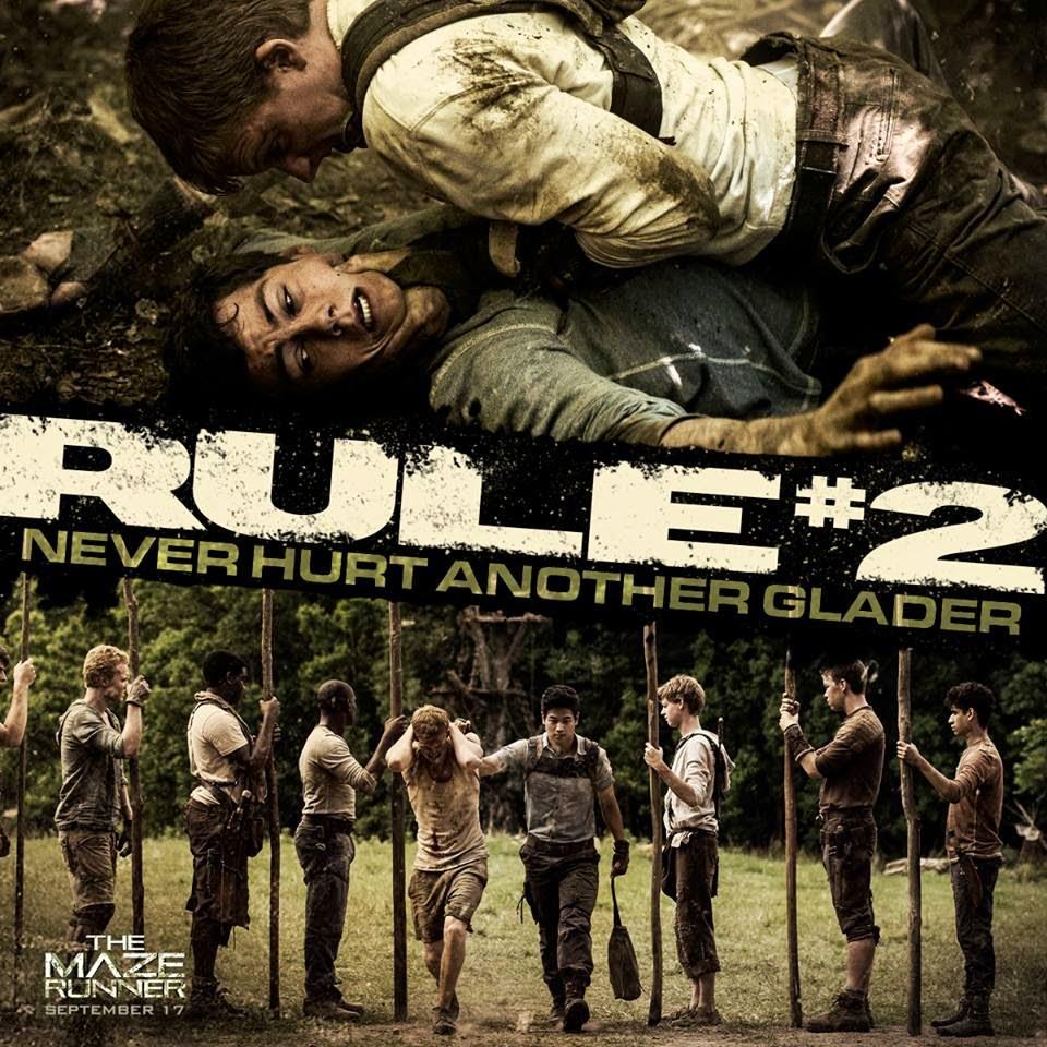 The Maze Runner Still3 Rule2