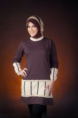 T-Shirt Muslimah Ukhti