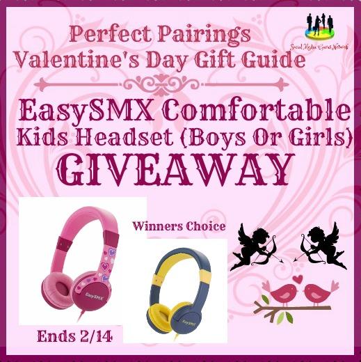 Easy SMX Comfortable Kids Headset Boys/Girls
