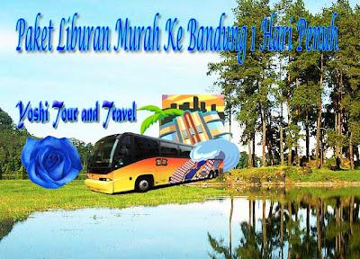 Paket Wisata Bandung 1 Hari Penuh