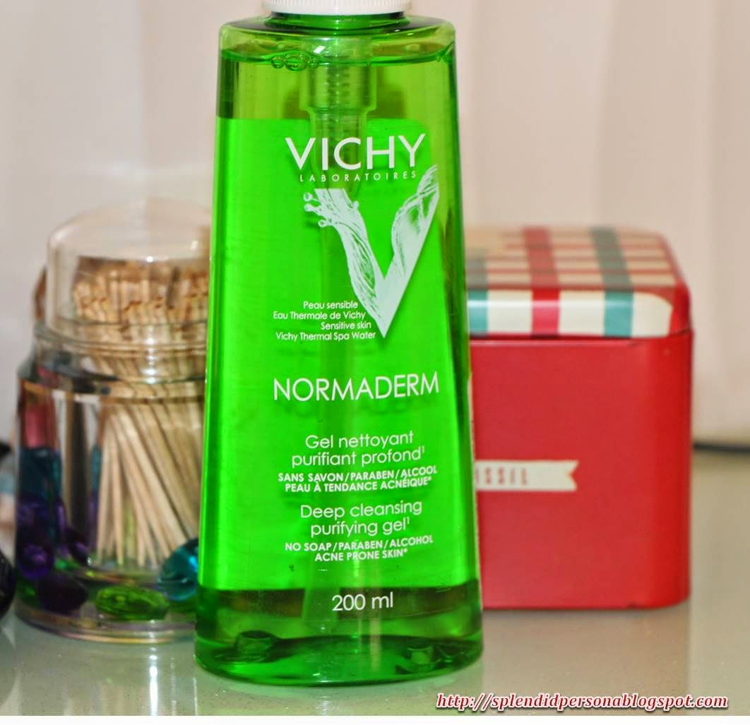Splendid Persona: Vichy Normaderm Deep Cleansing Purifying ...