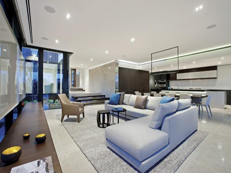 Living In Australia Dream Homes Of Melbourne Architectural