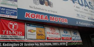 Jl. Kedungdoro No. 20 Surabaya