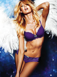 Candice Swanepoel Wears Sizzling Bikini for Victorias Secret Photoshoot