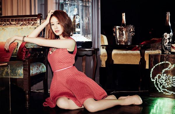 Jiyeon T-ara Gossip Girls Concept