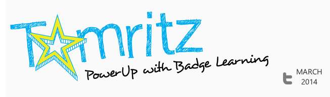 Tamritz Badge Learning: http://tamritz.org/teachers-pd/