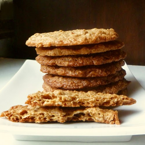 Cookistry oatmeal cookies gluten free good eats for Alton brown oat cuisine