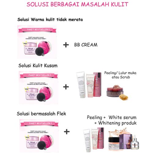 panduan solusi masalah kulit