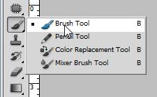 Mengenal Brush Tool dan Fungsinya dalam Photoshop CS5