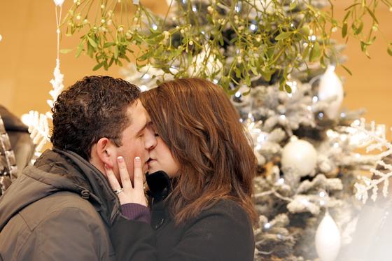 Küssen Bedeutung