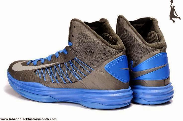 Nike Basketball New Lunar Hyperdunk 2012 Basketball Shoes   Streetball