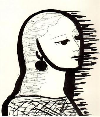 Cap de dona (Juan Soriano)