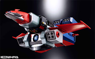 Bandai Soul of Chogokin GX-61 Danguard Ace Dangard A Figure
