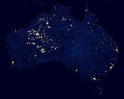 luz nocturna