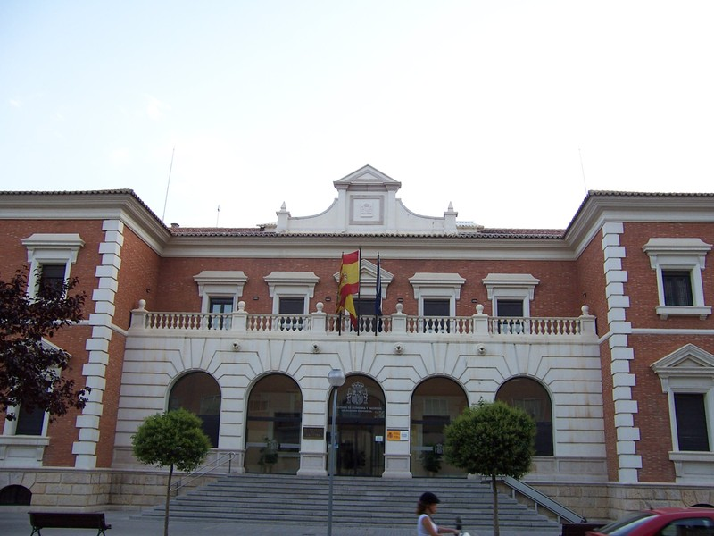 Teruelescala1 1 la arquitectura franquista en teruel for Arquitectura franquista