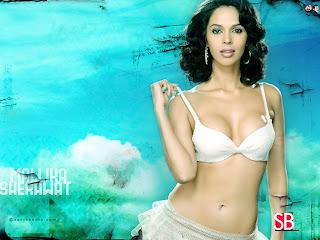 Mallika Sherawat Bikini Wallpapers