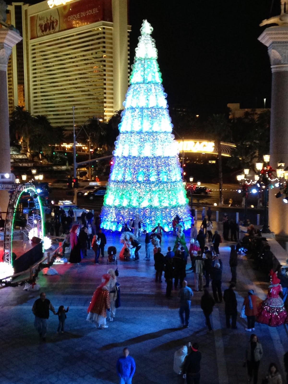 the venetian christmas - Las Vegas Christmas 2014