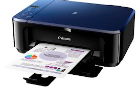 Canon Pixma E510 Printer Driver