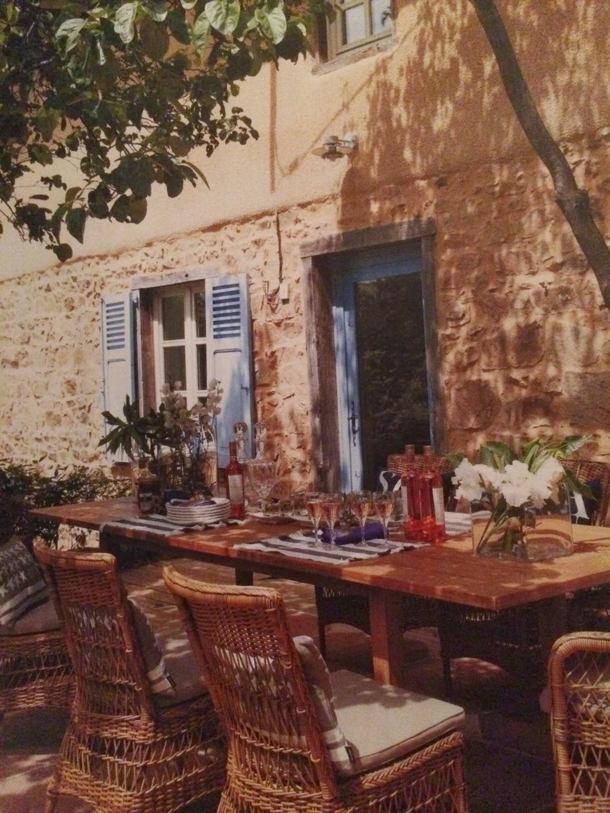 Inspiration shabby tipica casa provenzale - Casa provenzale ...