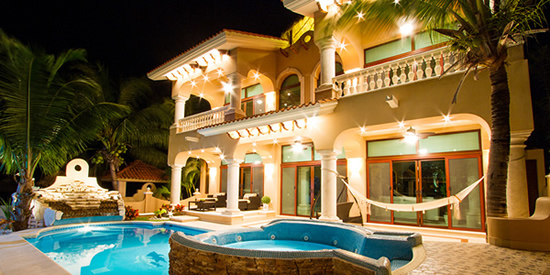 Luxury real estate for sale on Mexico's Riviera Maya