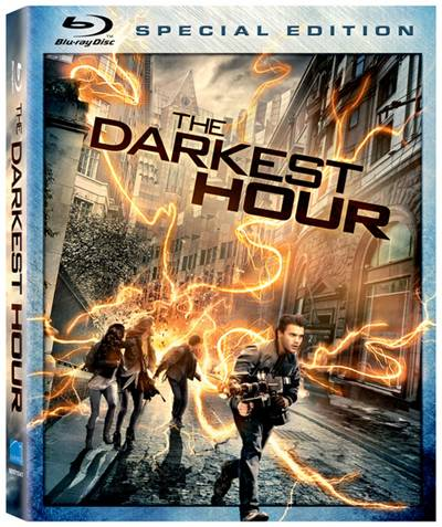 The Darkest Hour 720p HD Español Latino Dual BRRip Descargar 2012