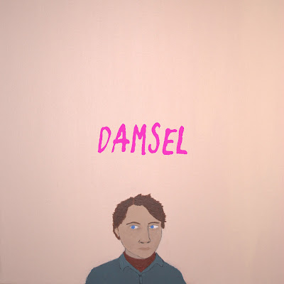 Damsel Boy on the Rocks Cover