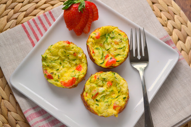 zucchini egg cups recipe